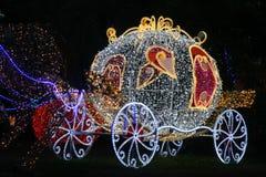 Cinderellabus Royalty-vrije Stock Foto