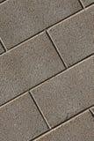 Cinderwall Block-Hintergrund Lizenzfreies Stockbild