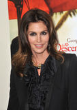 Cindy Crawford,  Royalty Free Stock Photo