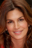 Cindy Crawford stockfoto