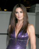 Cindy Crawford stockbild