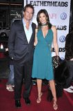 Cindy Crawford,Rande Gerber Stock Images