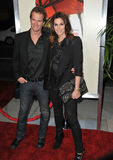 Cindy Crawford, Rande Gerber, Stock Photos
