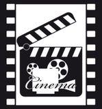 Cine 3 Imágenes de archivo libres de regalías