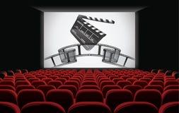 cine Fotos de archivo libres de regalías