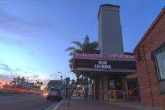 Cine de Laguna Imagen de archivo