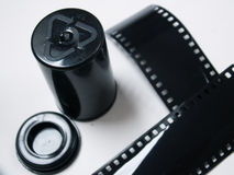 Cine-film Royalty Free Stock Photos