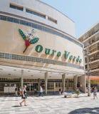 Cine Teatro Universitario Ouro Verde, Londrina - obraz royalty free