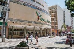 Cine Teatro Universitario Ouro Verde, Londrina - obrazy royalty free