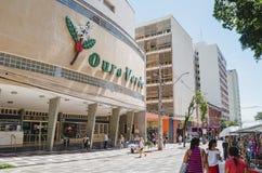 Cine Teatro Universitario Ouro Verde, Londrina - zdjęcie royalty free
