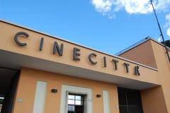 Cinecitta, Rom Stockfotos
