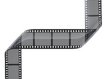 Cinefilm with frames Stock Images