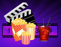 Cinema Royalty Free Stock Photos