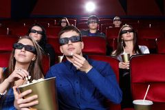 Cinema Stock Image
