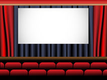 Cinema Royalty Free Stock Photo