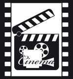 Cinema 3 Royalty Free Stock Images
