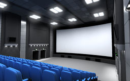 Cinema 3d Stock Images