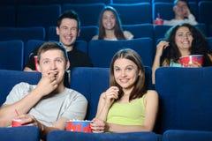 Cinema Immagini Stock Libere da Diritti
