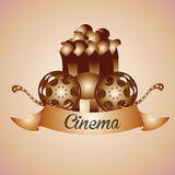 cinema Foto de Stock