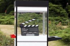 Cinema ao ar livre Imagens de Stock