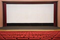 Cinema auditorium Stock Photo