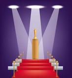 Cinema award Stock Images