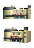 Cinema building Stock Photography
