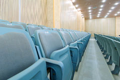 Cinema chair Stock Photography