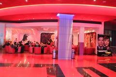 Cinema City Royalty Free Stock Image