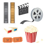 Cinema Collection Stock Photo