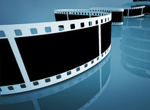 Cinema concept stock illustration