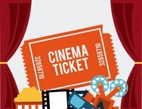 Cinema concept Stock Images