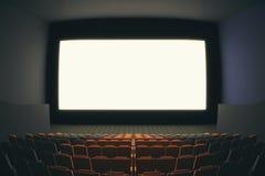 Cinema dell'occhio di pesce Immagini Stock Libere da Diritti