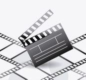 Cinema design. Cinema design over white background,  illustration Stock Photo