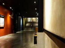 Cinema di CGV dentro un centro commerciale fotografia stock