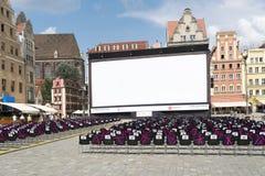 Cinema di New Horizons Fotografie Stock