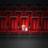 Cinema do cinema Fotografia de Stock