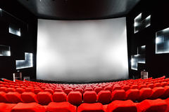 Cinema do máximo da imagem Fotos de Stock