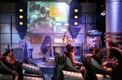 Cinema experience warner bros movie world,gold coast,australia Royalty Free Stock Photos