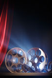 Cinema film. Royalty Free Stock Photo