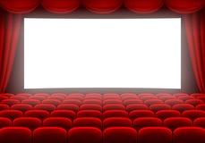 Cinema Hall Royalty Free Stock Photos