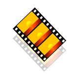 Cinema icon Stock Photo