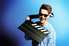 Cinema industry Stock Images