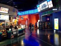 Cinema inside Royalty Free Stock Photo
