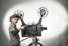Cinema Royalty Free Stock Photography