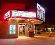 Cinema local fotos de stock