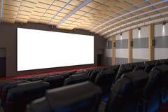 Cinema Movie Theater Royalty Free Stock Photo