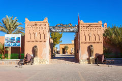 Cinema Museum, Ouarzazate Royalty Free Stock Photography