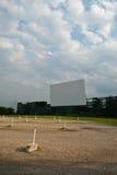 Cinema a o ar livre velho Imagens de Stock