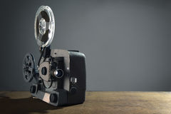 Cinema projector Stock Image
